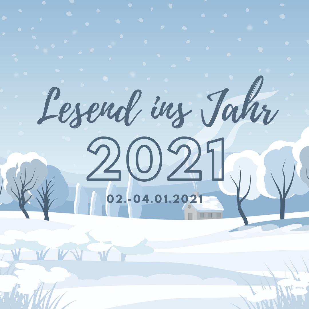 Lesend ins Jahr 2021